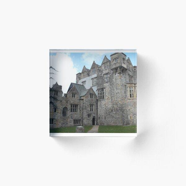 Donegal Castle Acrylic Block