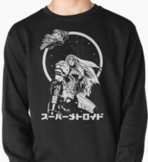 Interstellar Bounty Hunter Pullover