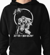 Interstellar Bounty Hunter Pullover Hoodie