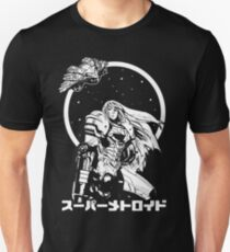 Camiseta unisex Bounty Hunter interestelar