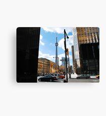 Union Station - Front Street - Toronto - 1 Canvas Print