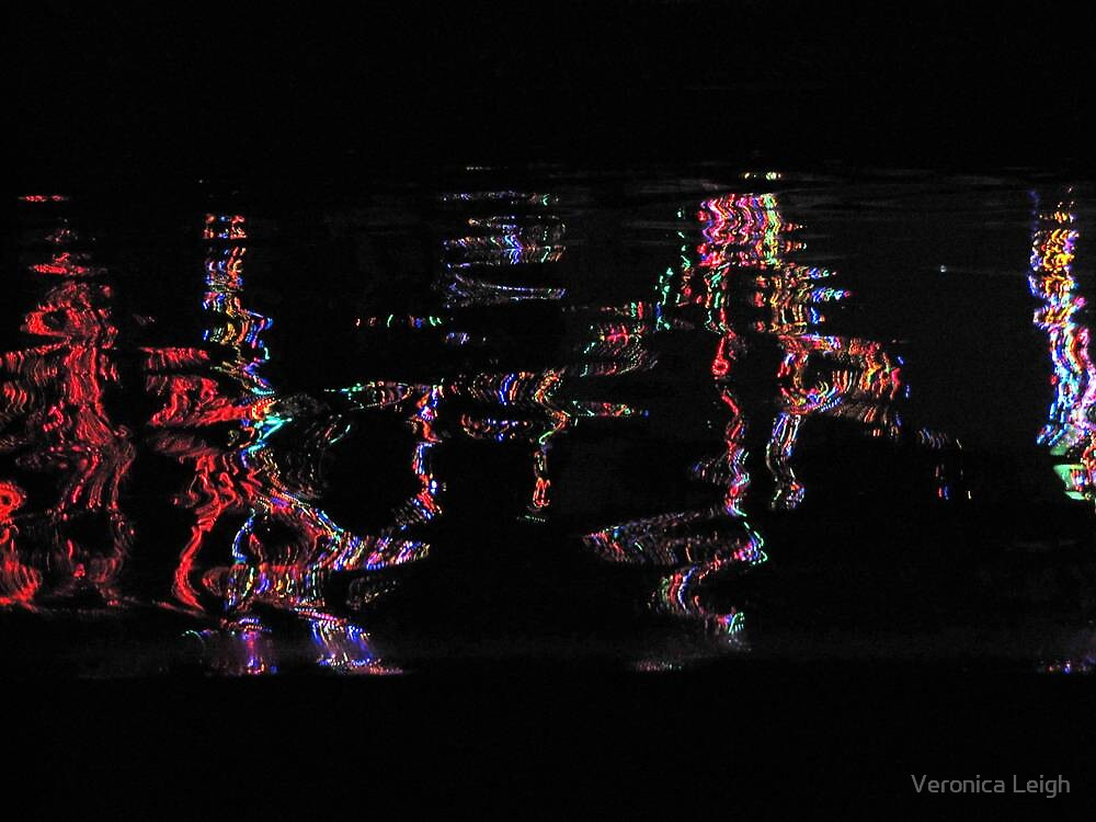 Light Abstract by Veronica Schultz