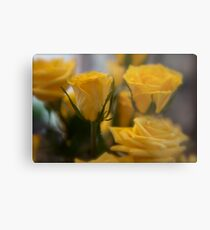 Rose Depth  Metal Print