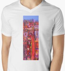 Suburbia Men's V-Neck T-Shirt