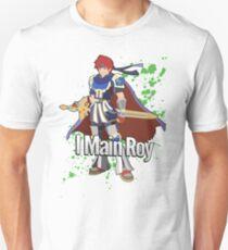 I Main Roy - Super Smash Bros. T-Shirt