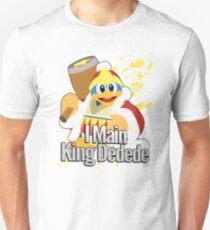 I Main King Dedede - Super Smash Bros. T-Shirt