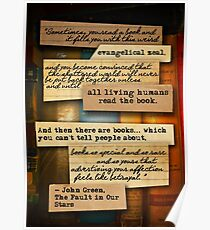 Thoughts from Books Poster