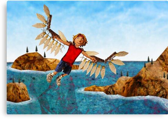 Icarus by Stijn Van Elst