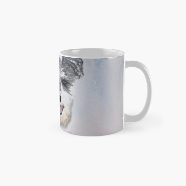 Dexter the Schnauzer Classic Mug