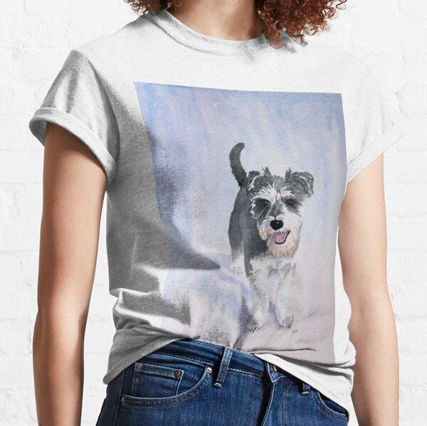 Dexter the Schnauzer Classic T-Shirt