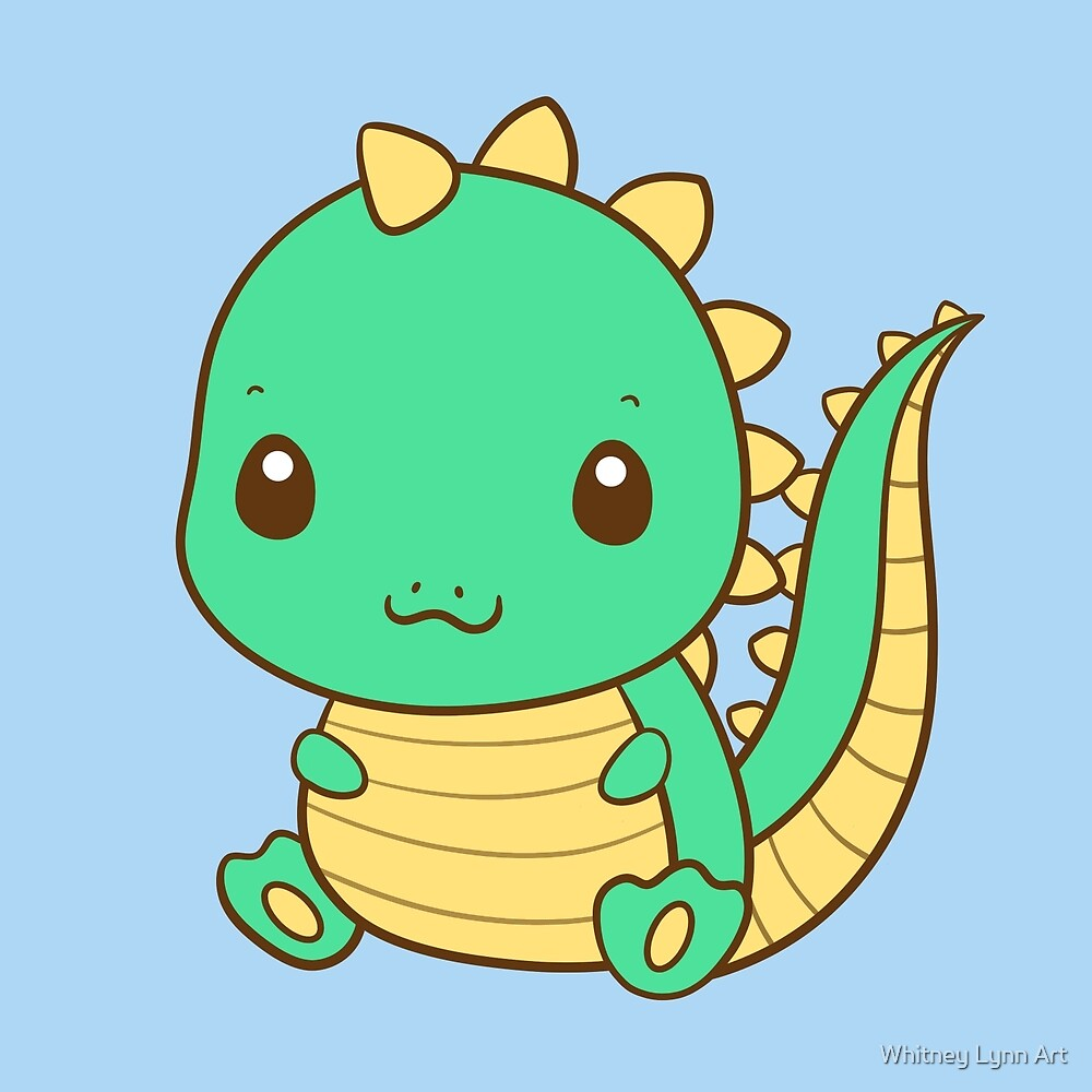 'Lil Dino by Whitney Lynn