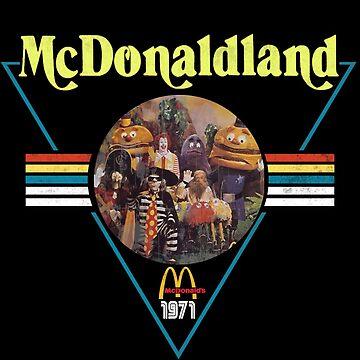McDonaldland by SoCalKid
