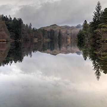 The Tarn In January by VoluntaryRanger