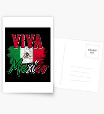 Mexico nationality Postcards
