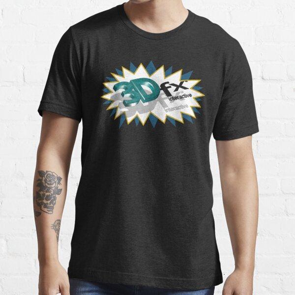 3Dfx Interactive Splash Essential T-Shirt