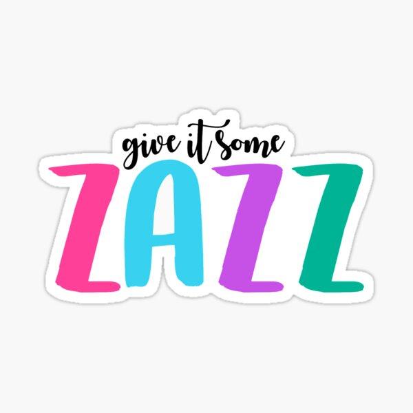 zazz! Sticker