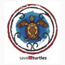 Save the Turtles by Jatmika Jati