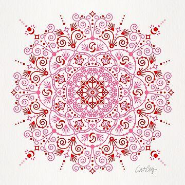 Moroccan Mandala – Valentine Palette by catcoq