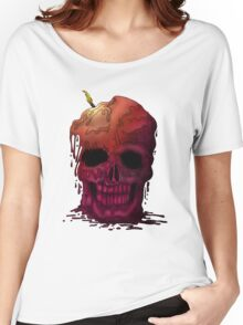 Skull Candle Women's Relaxed Fit T-Shirt