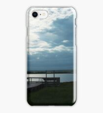 Into the light - Dominion Beach  iPhone Case/Skin
