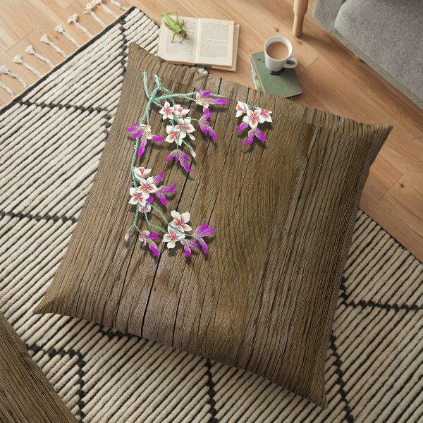 Epiphytes Floor Pillow