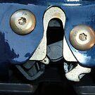 metal eyes by fabio piretti
