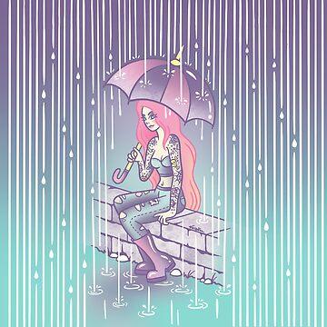 Día lluvioso de valexn