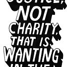 Justice by Clifford Sosis