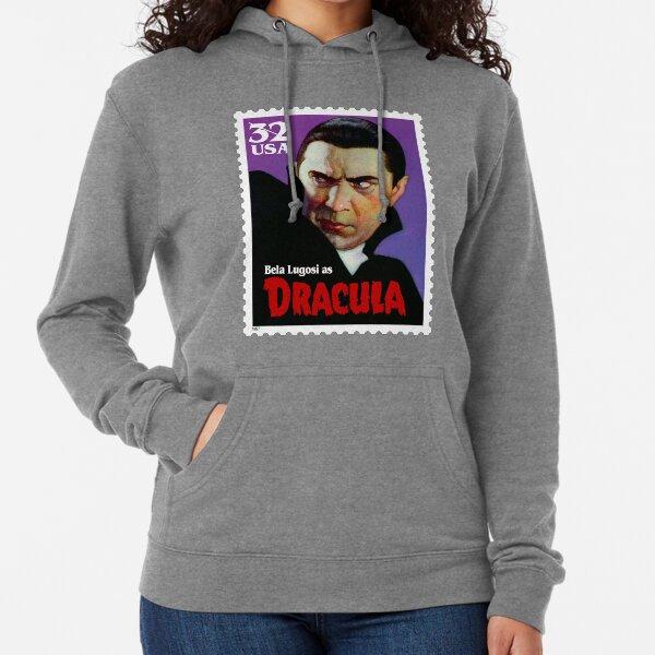 Dracula Universal Monsters USPS stamp  Lightweight Hoodie