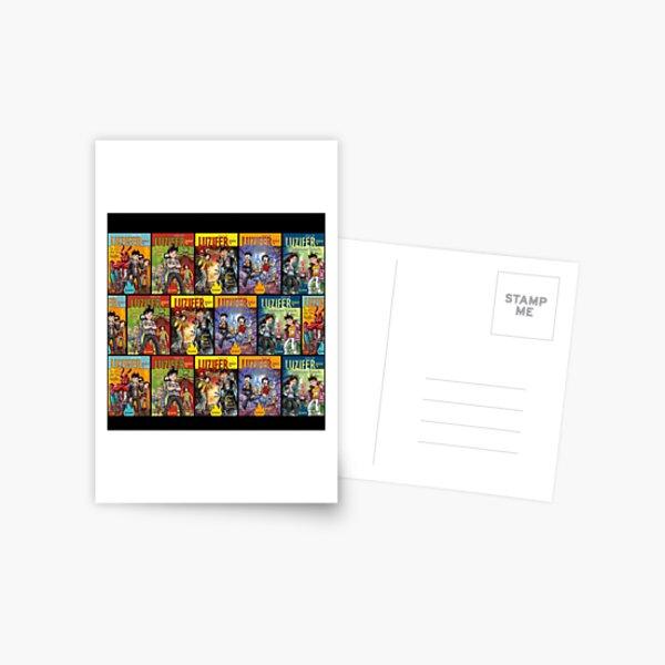 Cover Mix Postkarte