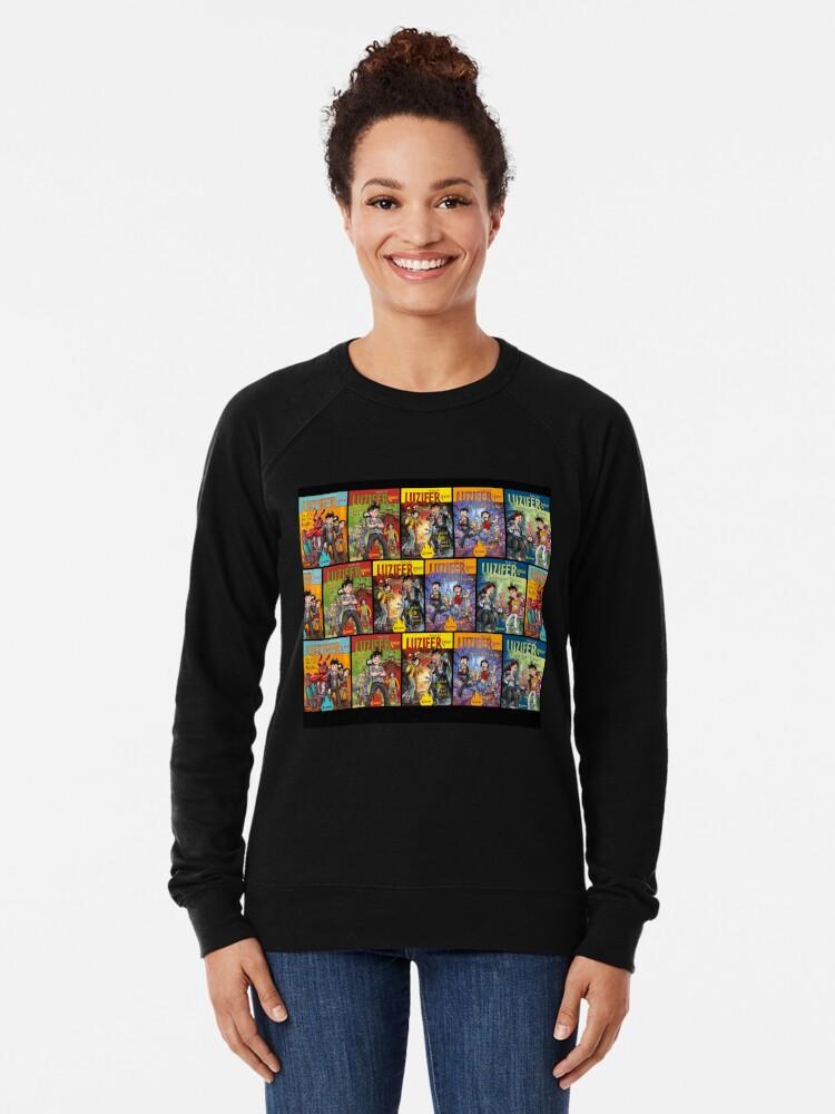 Alternative Ansicht von Cover Mix Leichter Pullover