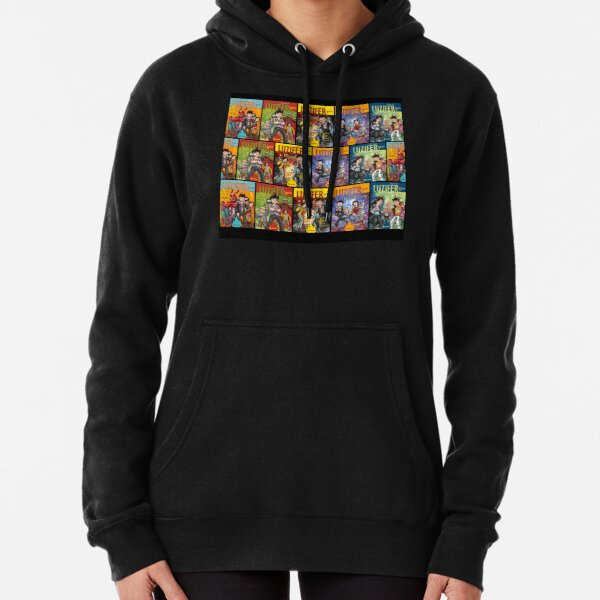 Cover Mix Hoodie
