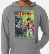 Cover 5 Leichter Hoodie
