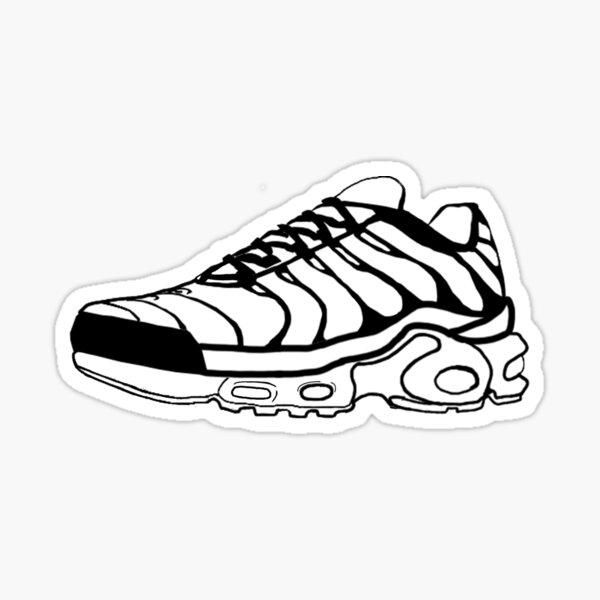 Nike Tn Air Max Plus Sticker