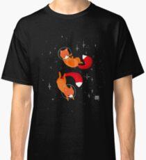 Camiseta clásica Zorros espaciales