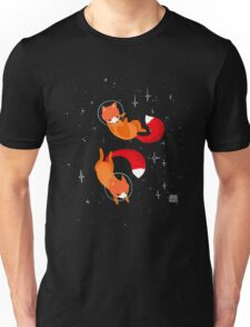 Space Foxes Unisex T-Shirt