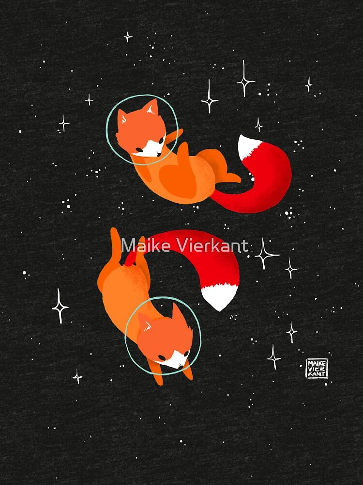 Weltraumfüchse von Vierkant