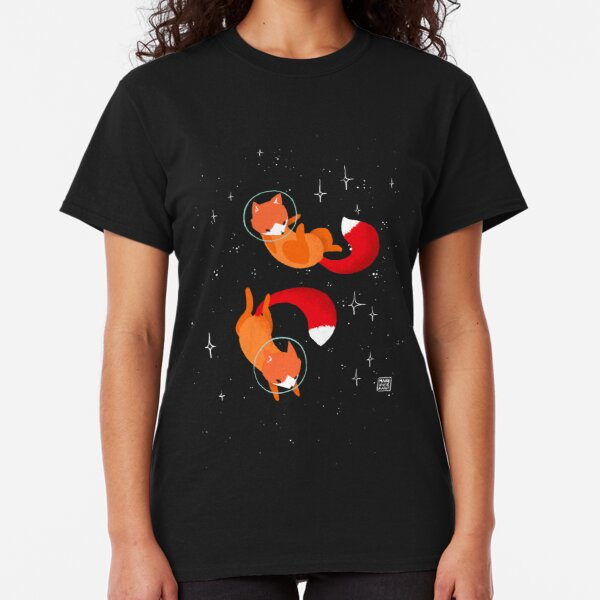 Space Foxes Classic T-Shirt
