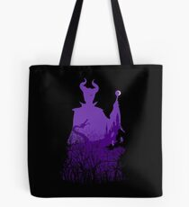 Midnight Maleficent Tote Bag