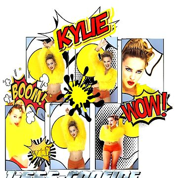 Kylie Confide In Me by retropopdisco
