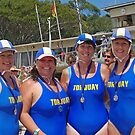 Torquay Masters medalists at Lorne by Andy Berry