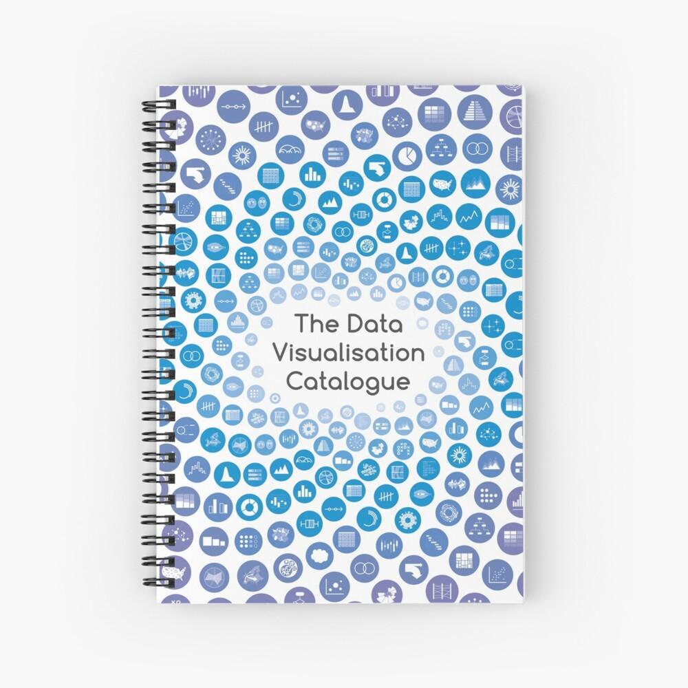 DataViz Catalogue Notepad Spiral Notebook
