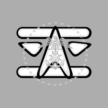 Navy - Eagle Star by GR8DZINE