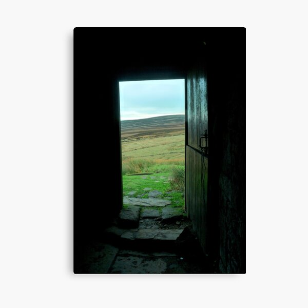 Top Withens Canvas Print