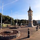 Exmouth Clock Tower by Leon Woods