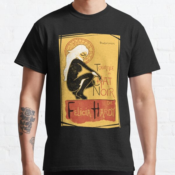 Le Chat Noir Classic T-Shirt