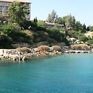 Bay by Hotel in Paphos by AleFest