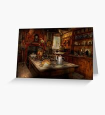 Kate's Cottage ~ Kitchen Greeting Card