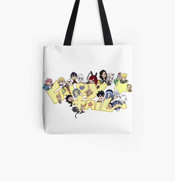 Chibi fairy  All Over Print Tote Bag