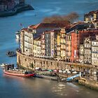 City by the Douro by Viv Thompson